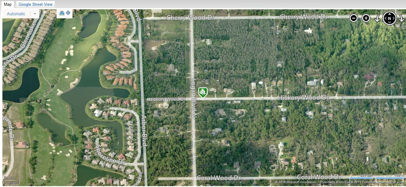 Land For Sale Golden Gate Estate Hickory Wood Dr Naples