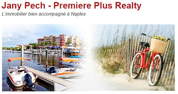 Jany Pech - L'immobilier bien accompagné à Naples